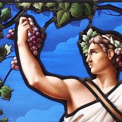 Le Vendangeur/The Grape Harvester