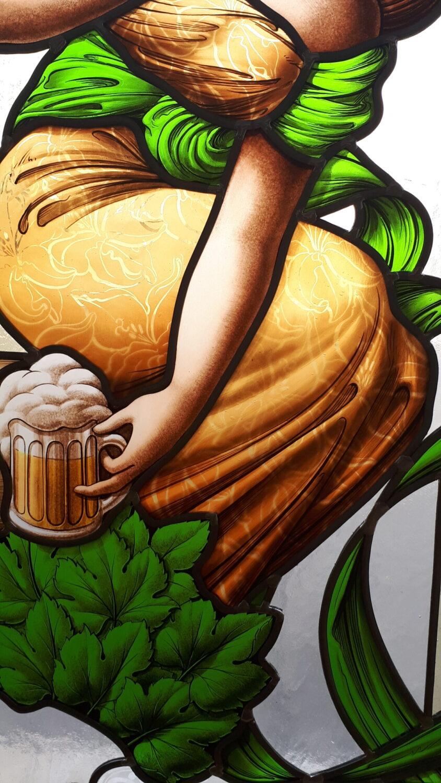 La Bière (détail)